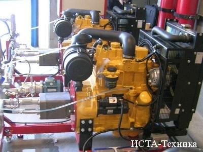 Технология пожаротушения водой